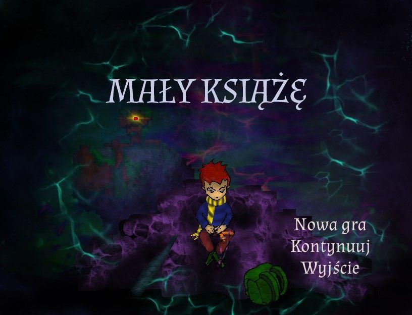Zrzut ekranu z gry Mały Książę