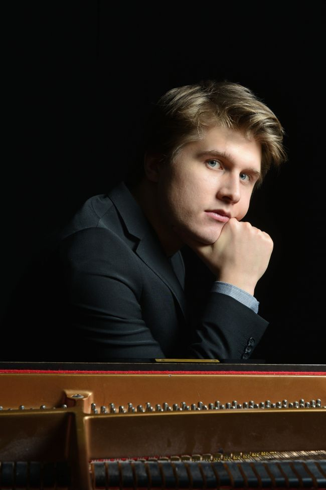 Tomasz Ritter - recital fortepianowy